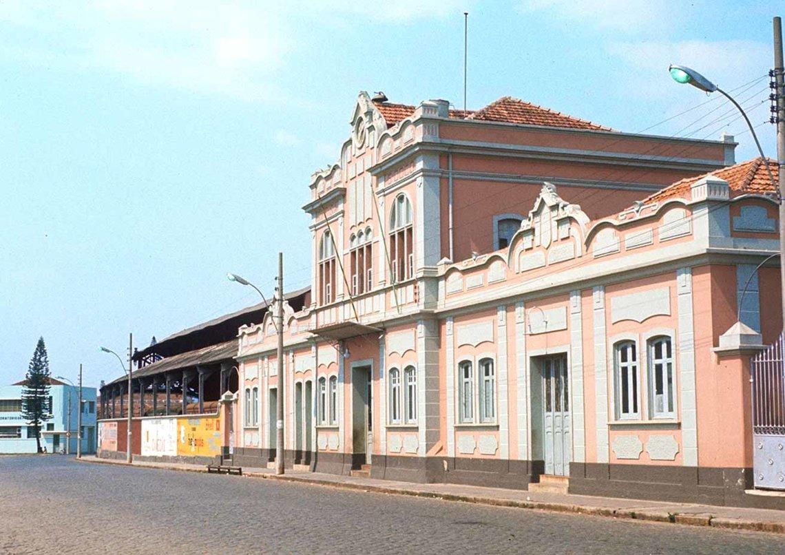 Sao Joao del Rei station