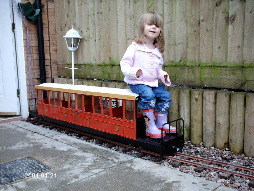 Dudley Garden Railway