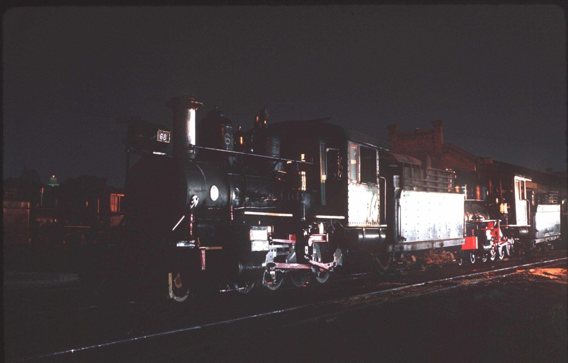 VFCO no's 68 and 37 by night