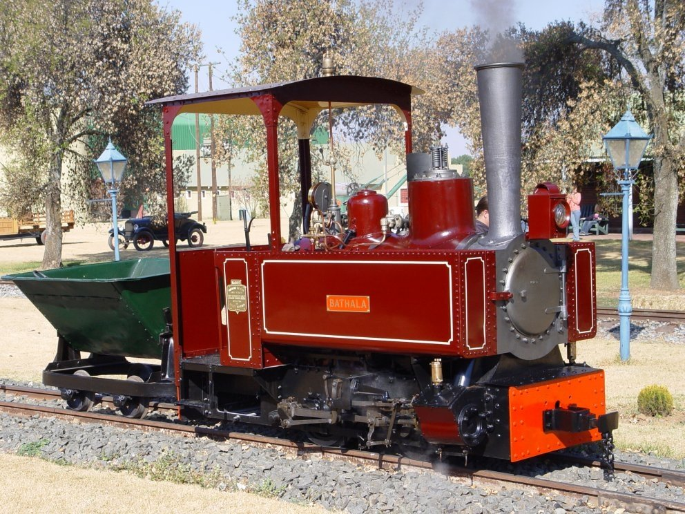 Decauville 0-4-0T
