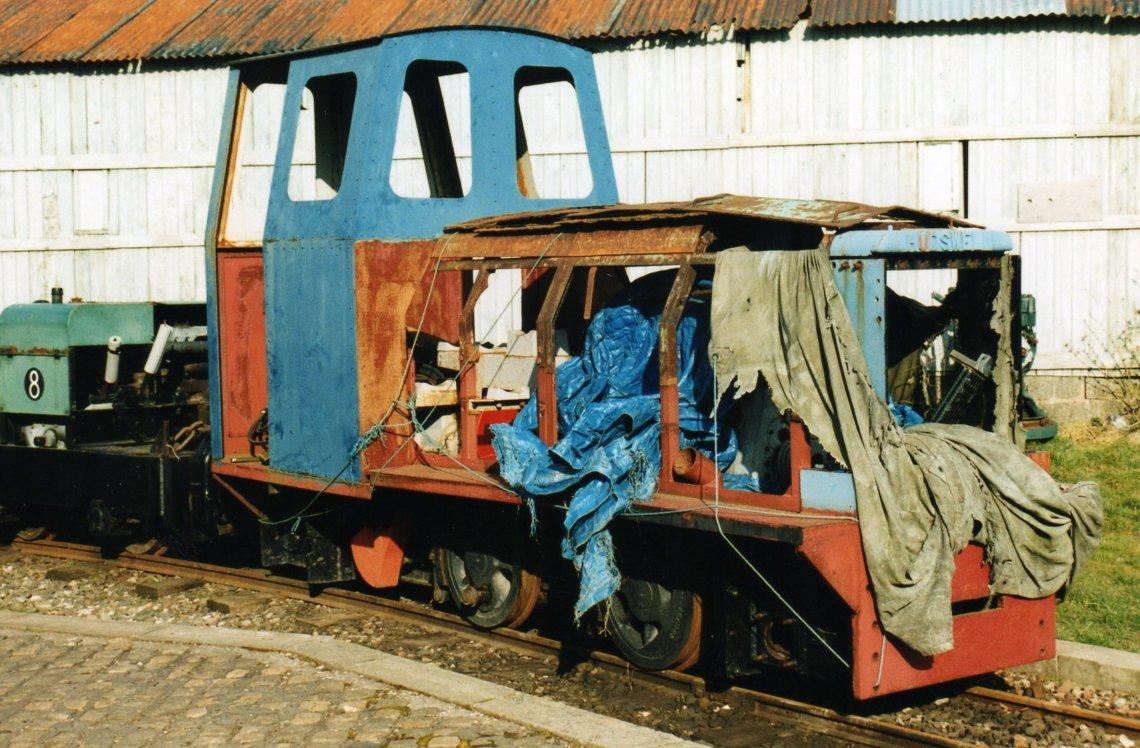 No 38 - Hudswell-Clarke