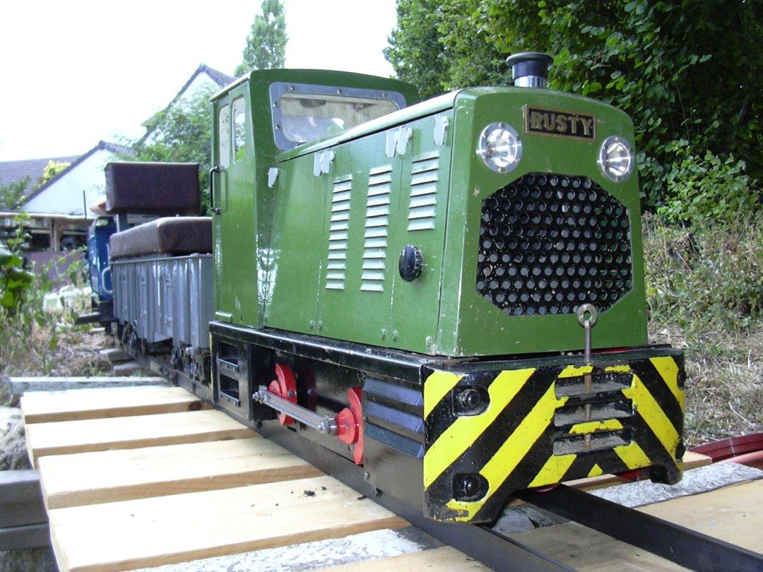 Triang Big Big Train on Five