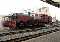 Garratt 138 at Porthmadog