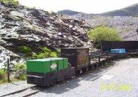 Mine Locos and wagons
