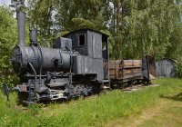 Krauss loco of 1883