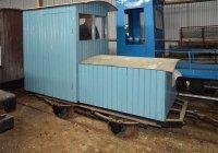 Electric mine locomotives
