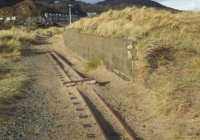 Fairbourne disused section