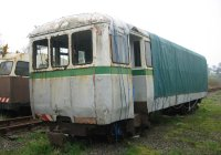 Ex West Clare Railcar
