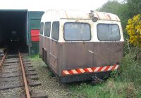 BnM Railcar