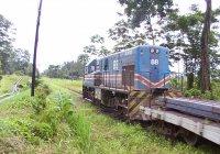 Fecosa 88 on steel barstock train