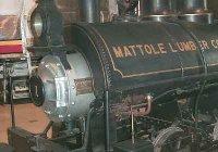 Mattole Lumber loco #1