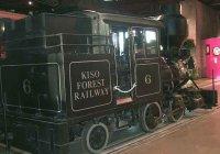 Kiso Forest locomotive