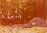 The sheds at Knebworth