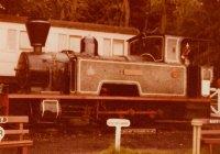 Unidentified loco