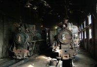 Dahuichang engine shed