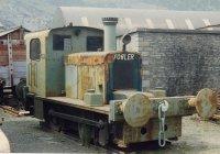 Marland Railway Fowler Loco