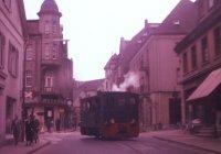 Metre gauge steam tram
