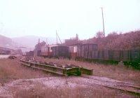 Plettenburg goods yard