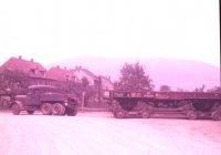 Road Rail trailer.
