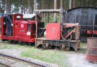 Hunslet Locomotive