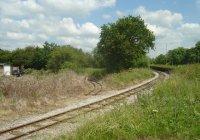 LBLR old track