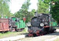 Steam returns to the Smigiel Railway
