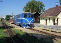 Train at Kamenice nad Lipou