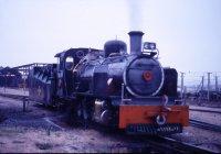 NG steam loco 1