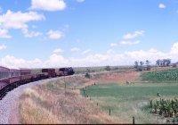 Train from Ladysmith to Maseru