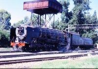 Locomotive for Maseru train