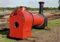Excelsiors new boiler