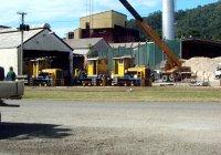 Engine Change Mossman Mill