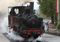 Achenseebahn nbr. 1 at Jenbach
